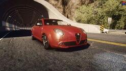 NFSE Alfa Romeo MiTO QV
