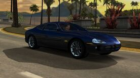 NFSHP2 PC Jaguar XKR NFS edition