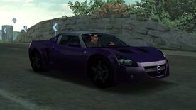 NFSHP2 PC Opel Speedster NFS edition