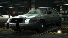 NFSW Ford Crown Victoria Police Interceptor Grey
