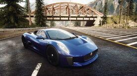 NFSE Jaguar CX75