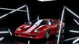 NFSHE LamborghiniCountach25Anniversary Stock