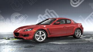 NFSPS Mazda RX-8 SE3P