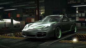 NFSW Porsche Cayman S Limited