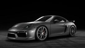 NFSPB PorscheCaymanGT4 Garage