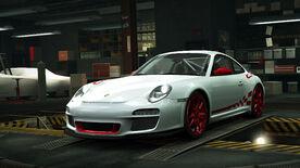 NFSW Porsche 911 GT3 RS White