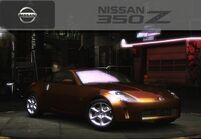U2 Nissan 350Z