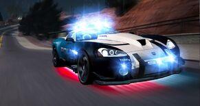 Dodge Viper SRT10 ACR Elite police world