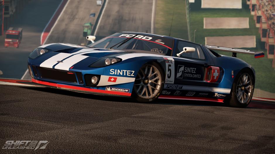 Matech Ford GT GT1