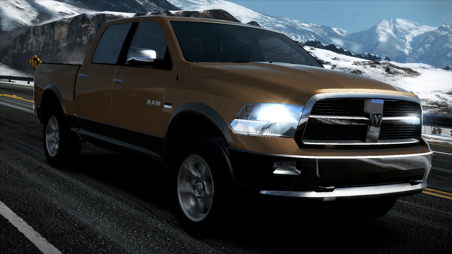Dodge Ram 1500 Laramie (DS)