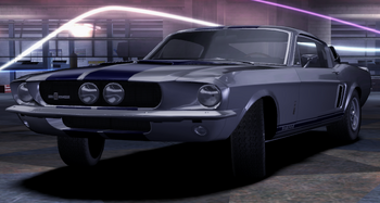 Shelby GT500 (1967)