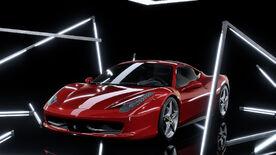NFSHE Ferrari458Italia Stock