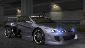 NFSUG Mitsubishi Eclipse Todd