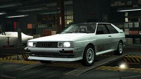 NFSW Audi quattro 20V White