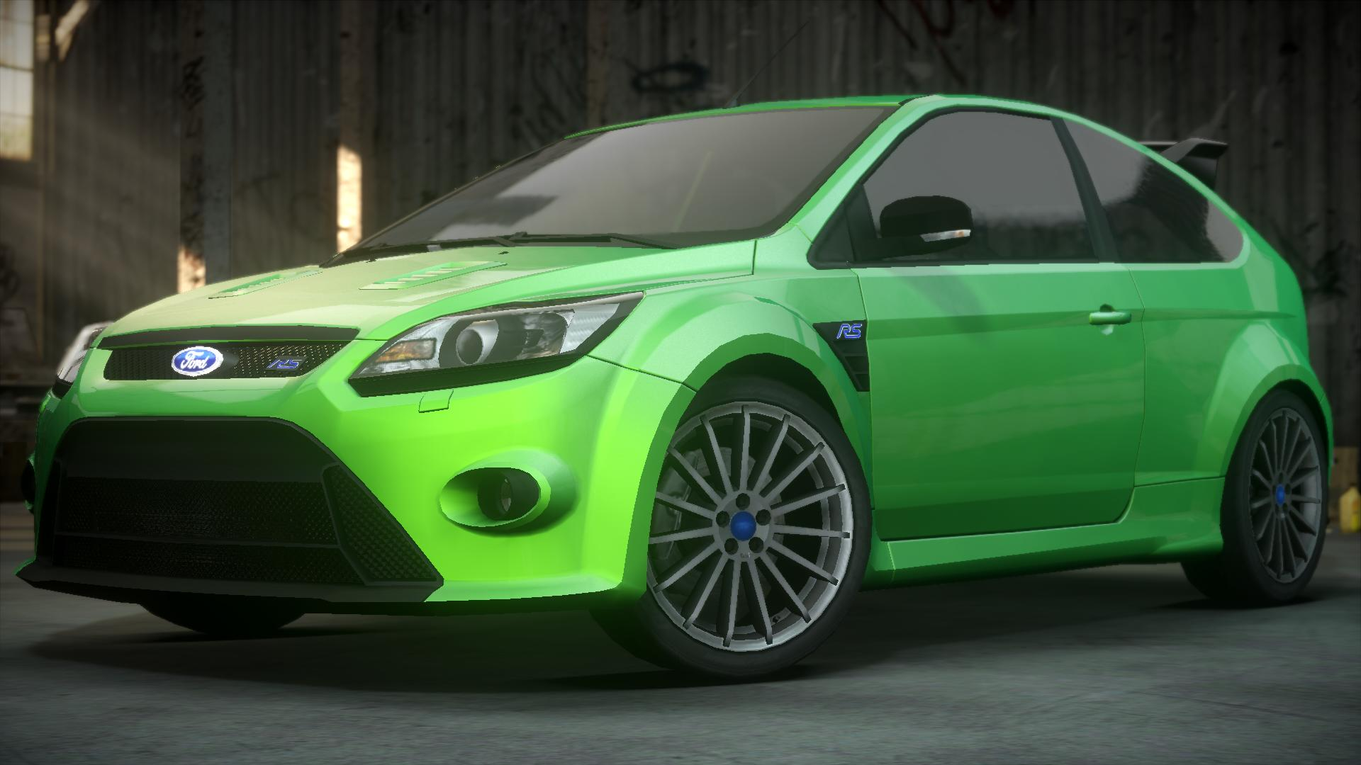 Ford Focus RS (Gen. 2)