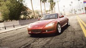 NFSE Mazda RX8