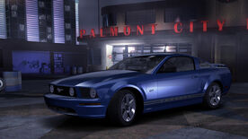 NFSC Ford MustangGT Stock