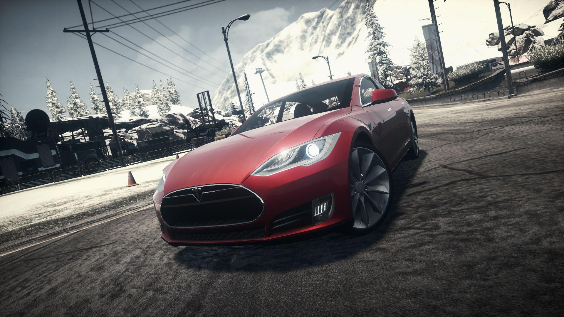Tesla Model S (85D)