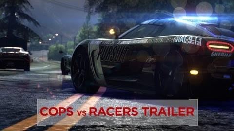 Need for Speed Rivals Trailer - Cops vs Racers (Official E3 2013)