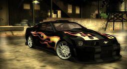 NFSMW Ford Mustang GT Razor