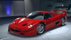NFSNL Ferrari F50 Carlist