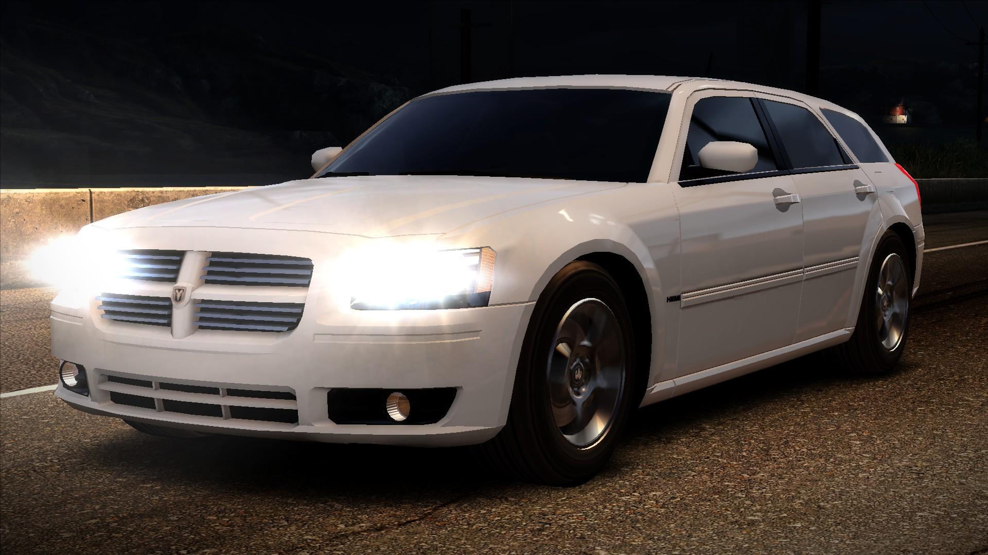 Dodge Magnum R/T (LX)