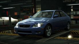 NFSW Lexus IS 300 Blue