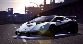 World LamborghiniSestoElementoInterceptor