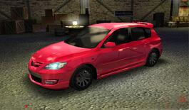 NFSCOTC Mazdaspeed3