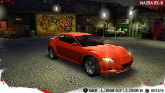 COTC Mazda RX-8 SE3P