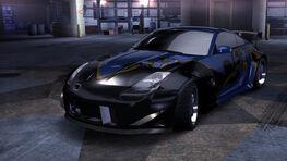 NFSC Nissan 350Z CrewNeville