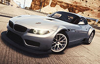 NFSE BMW Z4 GT3