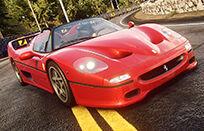 NFSE Ferrari F50