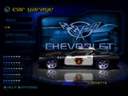 NFSHS Chevrolet Corvette C5 PS1 Cop