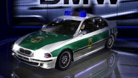 NFSHS PC BMWM5 Pursuit DE