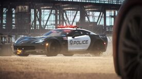NFSPB Chevroelt C7CorvetteGS Police