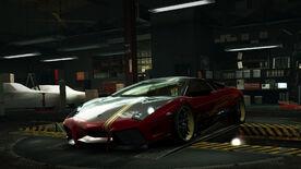 NFSW Lamborghini Reventon Fortune