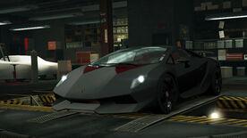 NFSW Lamborghini Sesto Elemento Carbon Fibre Grey