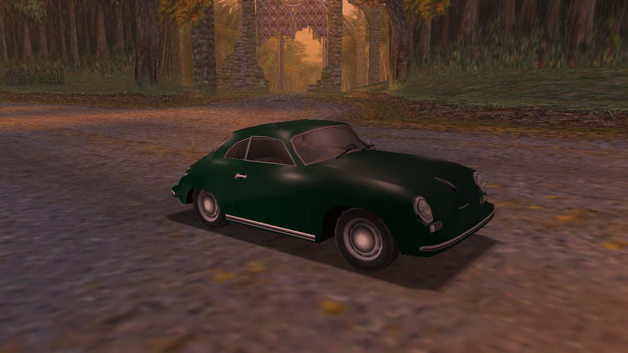 Porsche 356 A 1300