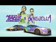 Need For Speed No Limits & Krewella Collaboration
