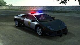 NFSHP2 PC Lamborghini Murciélago Pursuit