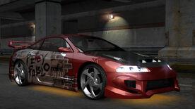 NFSUG Mitsubishi Eclipse PeteyPablo