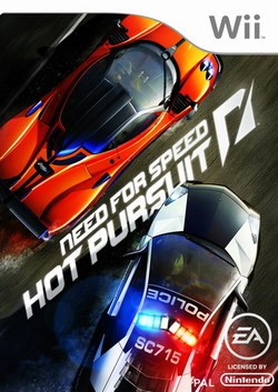 Need for Speed: Hot Pursuit (2010) (Wii)
