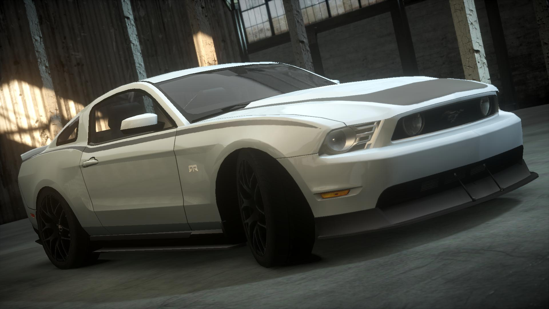 Ford Mustang RTR (Gen. 5)