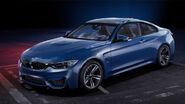 HEAT App BMW M4 LCI F82