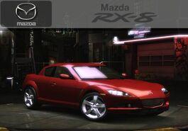 U2 Mazda RX-8