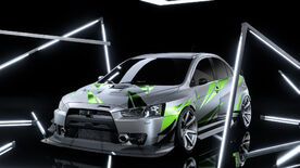 NFSHE MitsubishiLancerEvolutionX KSXbox