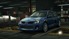 NFSW Renault Sport Clio V6 Blue