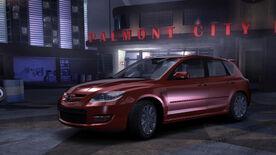 NFSC Mazda MazdaSpeed3 Stock