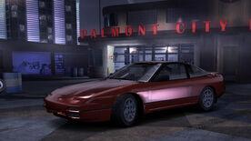 NFSC Nissan 240SX Stock